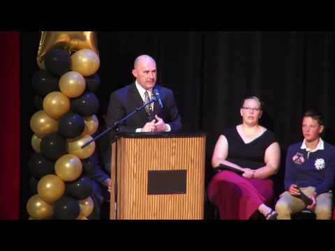 2016 Fridley Middle School Awards and Distinctions