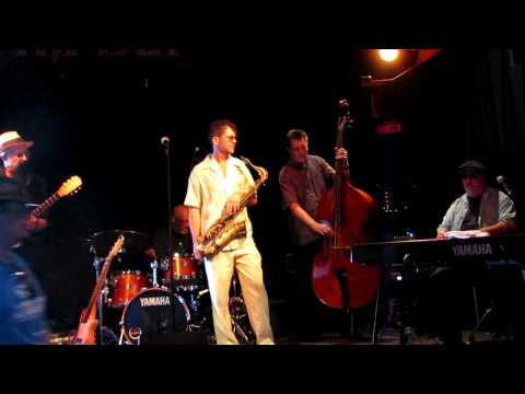 """""""Lucky Ticket"""" with Junior Watson, feat. Sax Gordon, and Fred Kaplan"""