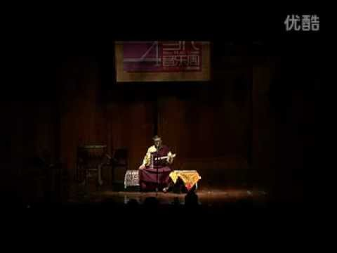 Choying Dolma(Drolma) and Guqing in Shanghai 琼音卓玛与成公亮 梵呗古琴音乐会