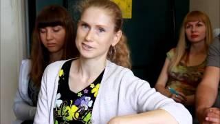 Свидетельство об обучении в Библейской Школе Кучеренко Оксаны.