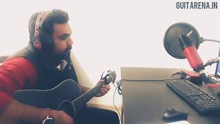 A R Rahman - Tu Hi Re [Guitar Cover] / Guitarena Music