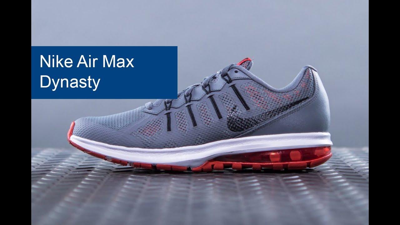 5094ba177fc9a Nike Air Max Dynasty обзор - YouTube