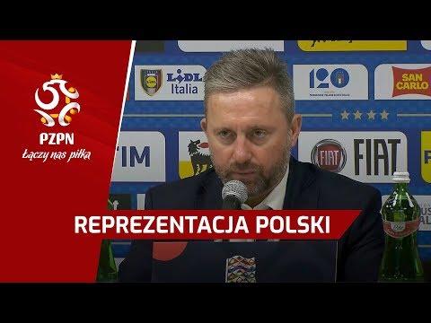 Konferencja po meczu z Włochami | Bolonia, 7.09.2018