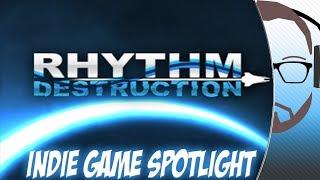 Rhythm Destruction - Rhythm-based shoot-em-up - Indie Game Spotlight