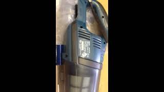 Bosch GAS-18 V-LI, Ч - I: аккумуляторный пылесос