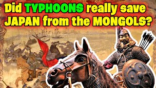 Did Typhoons Really Save Japan from the Mongols?