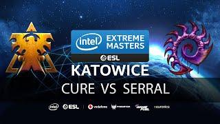 Cure vs Serral Bo5 [TvZ] IEM Katowice 2020 Qualifiers - Starcraft 2