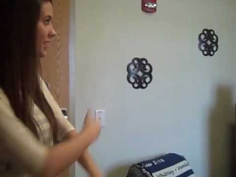 UT Tyler Video Blog: Ornelas Hall Three Bedroom Dorm Tour