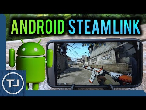 How To Play All Steam Games On Android! (Steam Link App Setup Tutorial)
