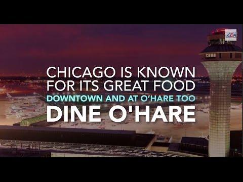 Chicago Airport Restaurant Week
