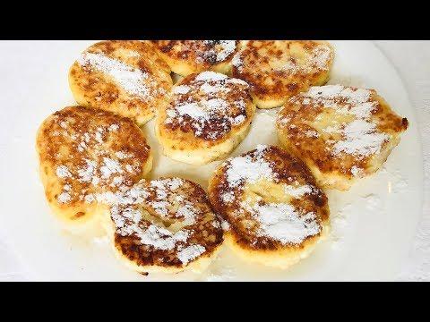 ИДЕАЛЬНЫЙ ВКУС Сырники с грушей 🍐 Сырники из творога рецепт ВКУСНЕЕ НЕ БЫВАЕТ! Блюда из творога