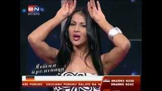 Tina Ivanovic - Luda kuca - Letnja promenada - (TV BN 2009)