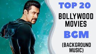 Top 20 Bollywood Movies Ringtone & BGM