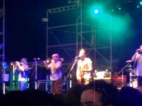 Reel Big Fish-  S. R 'Master of the Musical Styles' :P (Perth, Soundwave, 2010)