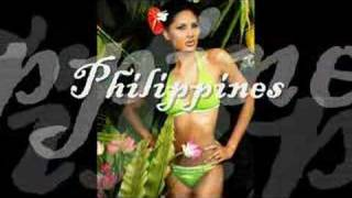 Miss Universe 2008 National Costume