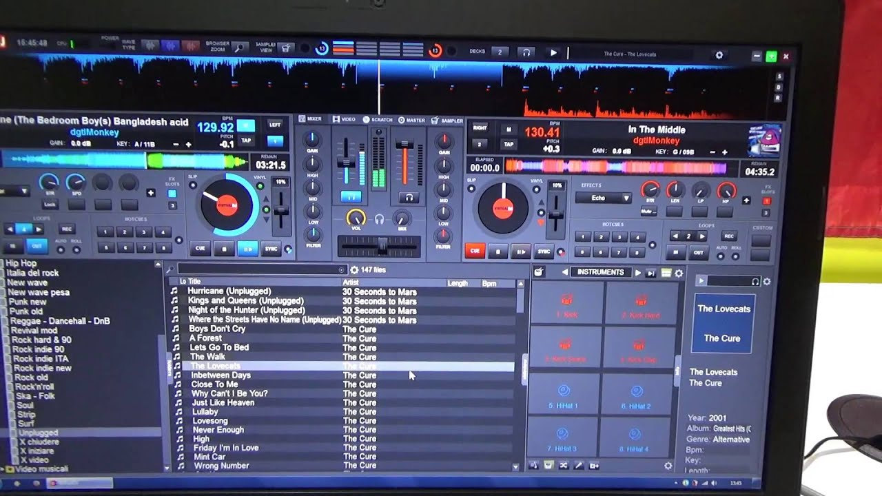 VirtualDJ 8 Remote iOS & Android