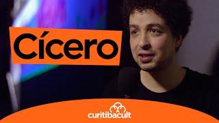 Baixar Entrevista | Cícero volta para Curitiba com seu disco