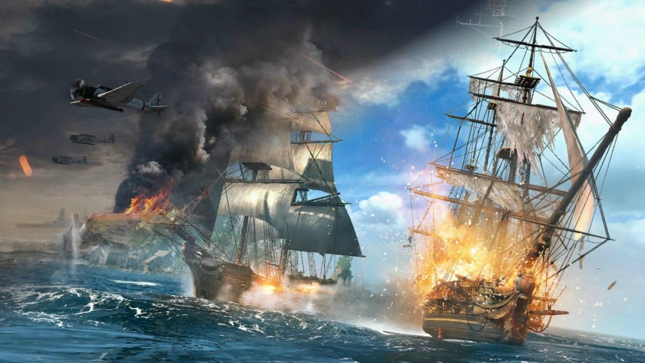 Корабли умирают с мечтой