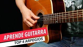 4 arpegios que todo guitarrista debe conocer | cómo tocar a...