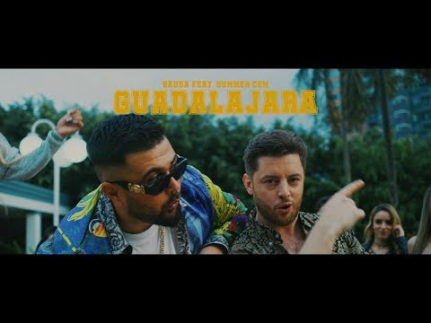 BAUSA feat. SUMMER CEM - GUADALAJARA (prod. by Juh-Dee)