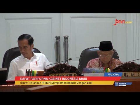 5 Arahan Jokowi Jalankan RPJMN