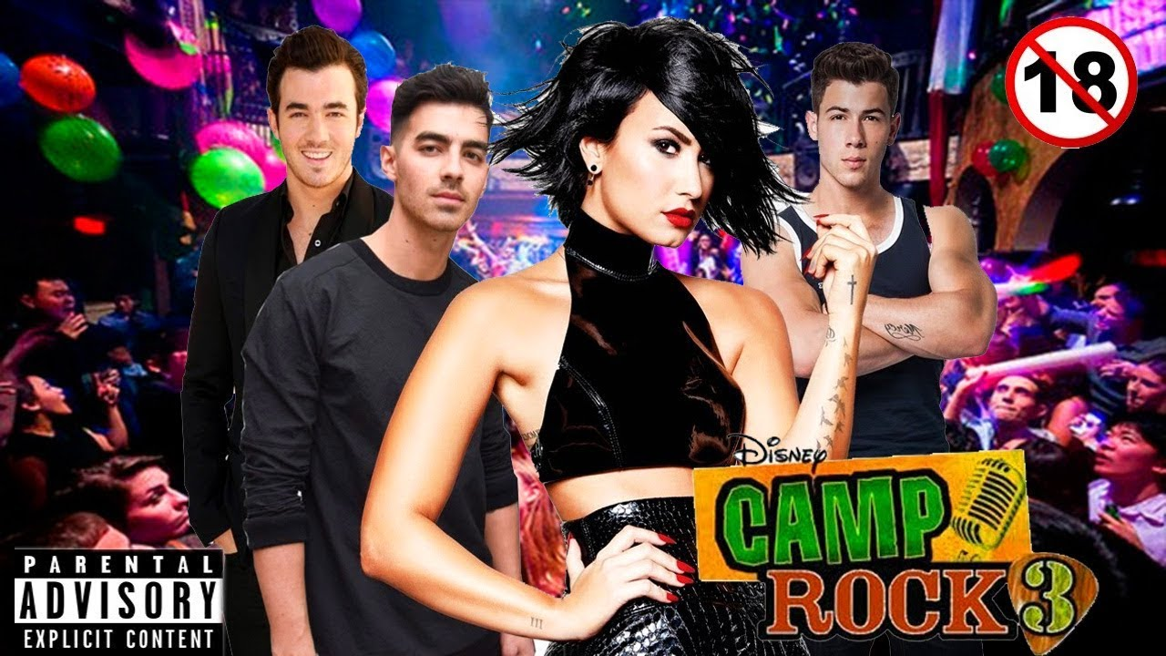 Camp Rock 2: The Final Jam - Wikipedia
