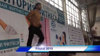 International Fitness Convention FITURAL 2015 Chelyabinsk. Russia. Фитнес конвенция
