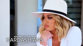 KUWTK | Khloe Kardashian's Peace Offering to Blac Chyna | E!