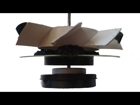 Free Energy Magnetic Levitation