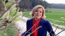Ostergrüße von Julia Klöckner