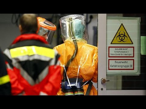 Germany suffers first Ebola fatality as patient dies in Leipzig hospital