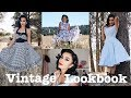 Vintage Inspired Lookbook ♡ Grace Karin