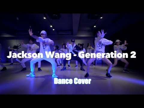Jackson Wang - Generation 2 Dance Cover By 『SOUL BEATS』From Taiwan