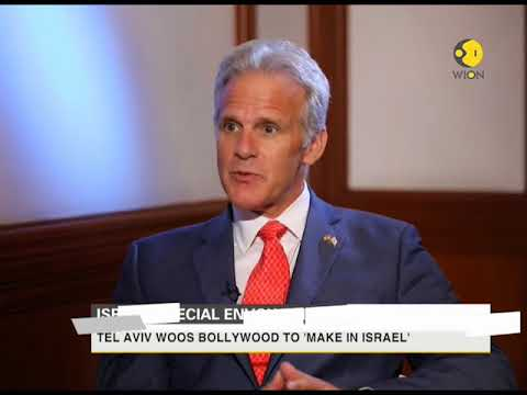 I want to bring Bollywood to Israel, take India seriously: Michael Oren