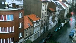 Inondation bruxelles 1