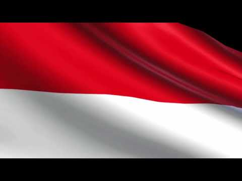 Indonesia Raya No Text, With Intro