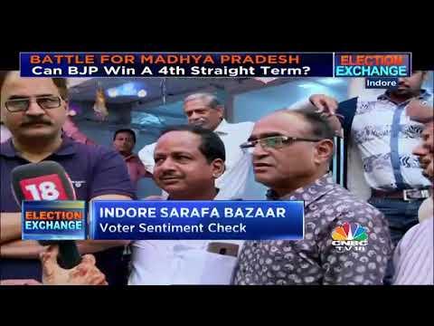 Madhya Pradesh Polls: 28 Days To Go
