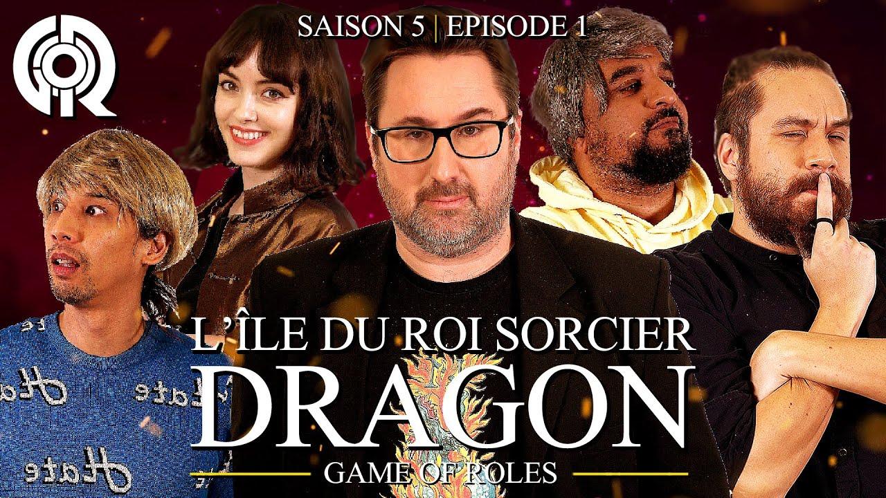 Download L'ÎLE DU ROI SORCIER DRAGON   Game of Roles S05E01