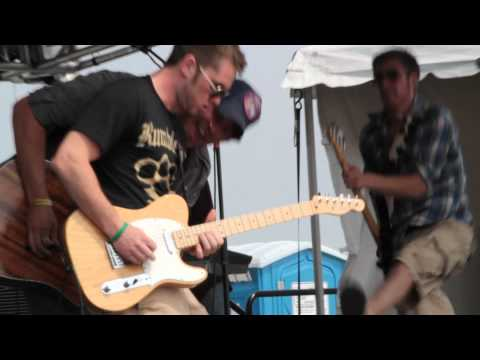 Detroit Country Hoedown 2011 - Gunnar & The Grizzly Boys