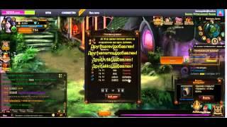 Лига Ангелов (League of Angels) видео обзор онлайн игры