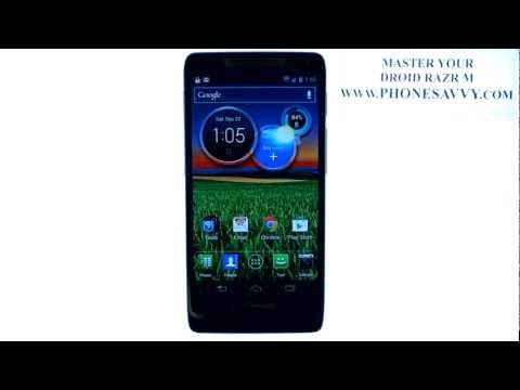 Motorola Droid Razr M - How Do I Perform a Factory Data or Master Reset