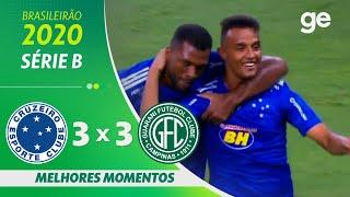 Cruzeiro serie b 2020