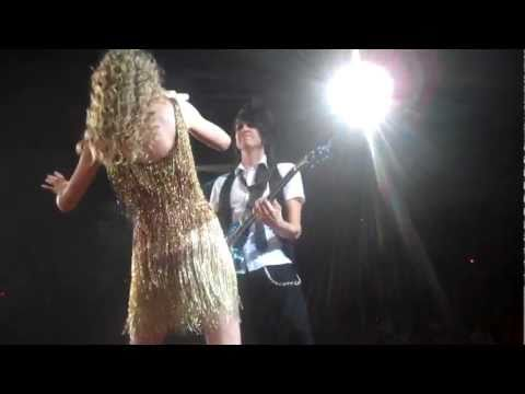 Welcome to Omaha - Taylor Swift - Story of Us