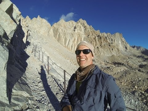 Mount Whitney Summit - Solo, One Day
