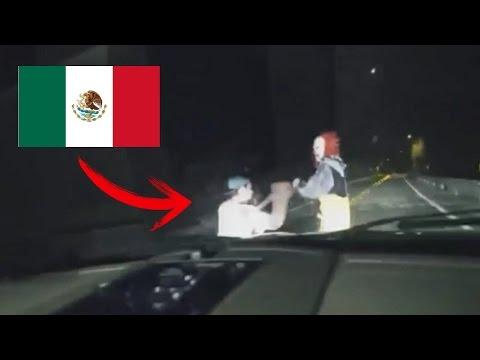 PAYASOS GOLPEADOS EN MEXICO   PAYASOS ASESINOS en MEXICO MODA ESTADOUNIDENSE
