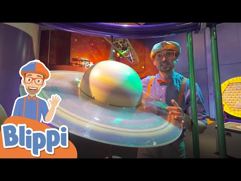 Blippi Visits The