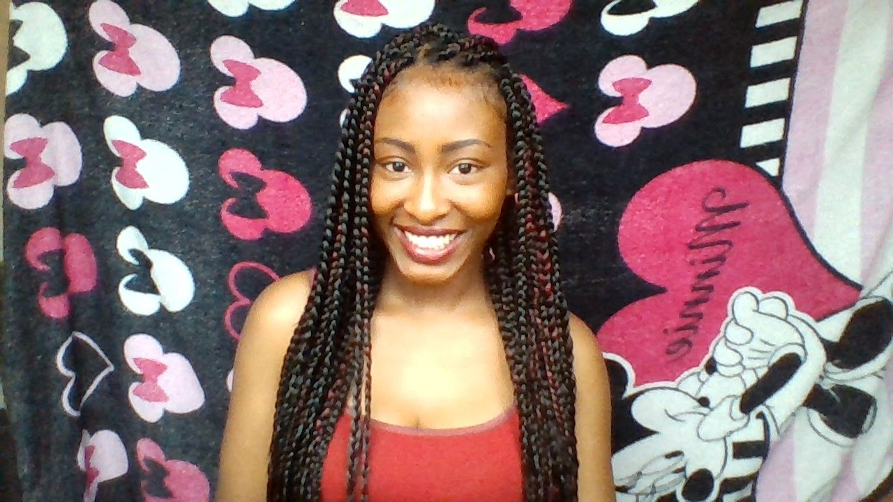 Vivica A Fox Jumbo Kanekalon Braiding Hair Review Youtube