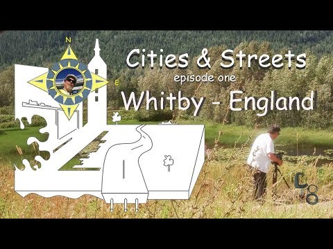 Whitby - England: Cities & Streets: episode  #01