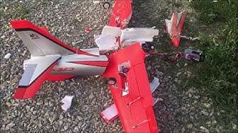 RC Modellflug Crash Compilation of MFG - Teil 03