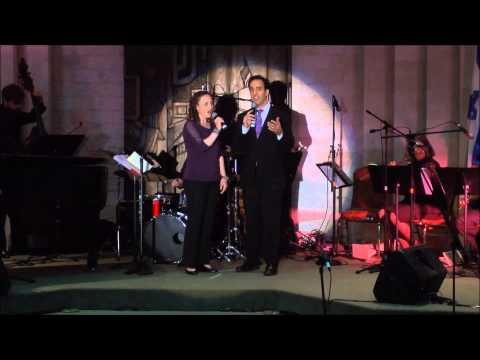 V'al Kulam - Hazzan Brian Shamash And Emily Shamash, Composed By  Meir Finklestein